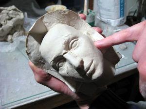 Гипсомодельное ремесло: процесс изготовления черновой формы. Ярмарка Мастеров - ручная работа, handmade.