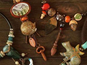 Анонс новых украшений :). Ярмарка Мастеров - ручная работа, handmade.