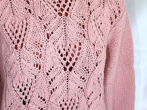 Аукцион на вязаный свитер! Старт 2800 р.!. Ярмарка Мастеров - ручная работа, handmade.