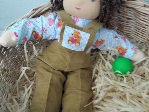 Вальдорфские куклы от 1500 руб. Ярмарка Мастеров - ручная работа, handmade.