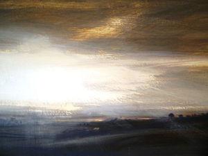 «Не как все»: свечение небес в пейзажах Zarina Stewart Clark. Ярмарка Мастеров - ручная работа, handmade.