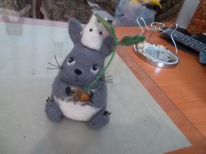 Игрушки из Шерсти. Ярмарка Мастеров - ручная работа, handmade.
