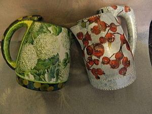 Лейка для Комнатных Цветов из Старого Чайника. Ярмарка Мастеров - ручная работа, handmade.