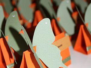 Карточки для рассадки гостей. Ярмарка Мастеров - ручная работа, handmade.
