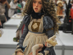 Международный салон кукол в Москве. Ярмарка Мастеров - ручная работа, handmade.