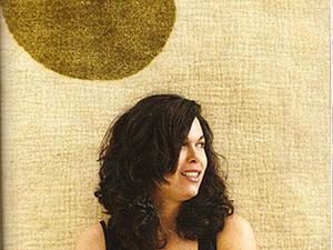 Melina  Raissnia - дизайн войлочных ковров.. Ярмарка Мастеров - ручная работа, handmade.