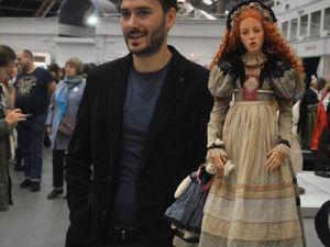 Международный салон кукол в Москве. Часть вторая. Ярмарка Мастеров - ручная работа, handmade.