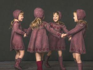 Детская вязаная мода: тридцать моделей для вдохновения от Кристин Дубин!. Ярмарка Мастеров - ручная работа, handmade.