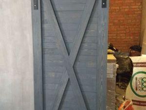 Амбарные двери лофт — минусы и плюсы. Ярмарка Мастеров - ручная работа, handmade.