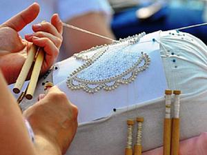 Русские «блонды» – белёвские кружева. Ярмарка Мастеров - ручная работа, handmade.