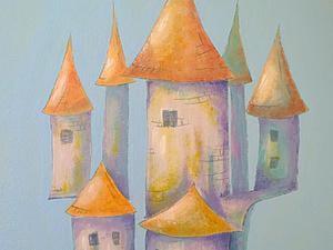 Как задекорировать стену в детском саду. Ярмарка Мастеров - ручная работа, handmade.