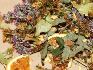 Травяные чаи. Ярмарка Мастеров - ручная работа, handmade.