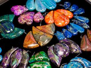 Показать то, что скрыто: основные приемы облагораживания камней. Ярмарка Мастеров - ручная работа, handmade.