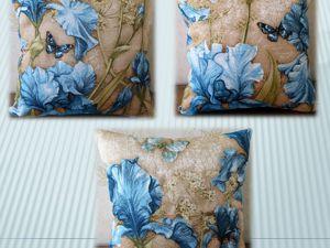 Прекрасные всенние серии гобеленовых декоративных чехлов. Ярмарка Мастеров - ручная работа, handmade.
