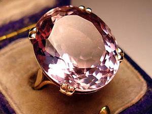 """Коктейльное кольцо, """"сухой закон"""" и бриллианты. Ярмарка Мастеров - ручная работа, handmade."""