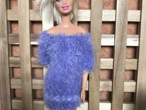 Скидки на зимнюю одежду для кукол Барби. Ярмарка Мастеров - ручная работа, handmade.
