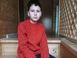 Собираю заказ на фабрики! Свитера для мальчика из пряжи Эдинбург от Татьяны!. Ярмарка Мастеров - ручная работа, handmade.