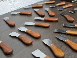 Новое поступление! Ножи шорные. Ярмарка Мастеров - ручная работа, handmade.