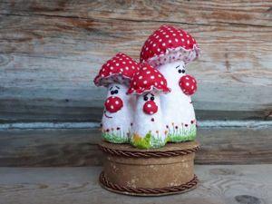 Делаем шкатулку-игольницу «Веселая полянка». Ярмарка Мастеров - ручная работа, handmade.