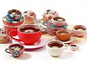 Чашечки из полимерной глины. Раскрываю свои секреты. Ярмарка Мастеров - ручная работа, handmade.