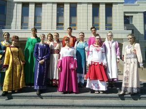 Модный показ в Пушкине. Ярмарка Мастеров - ручная работа, handmade.
