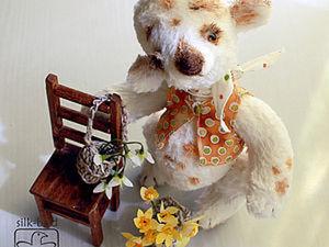 Букет для мишки и компании. Ярмарка Мастеров - ручная работа, handmade.