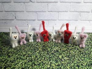 Кошки для ваших кукол (миниатюра). Ярмарка Мастеров - ручная работа, handmade.