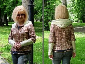 Новая курточка в продаже. Ярмарка Мастеров - ручная работа, handmade.