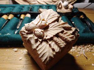 Создаем шкатулку из дерева «Орешек».Размером 6х6. Ярмарка Мастеров - ручная работа, handmade.