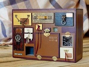 Ящик для Необычных Вещей. Ярмарка Мастеров - ручная работа, handmade.