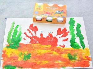 Рисуем краба вместе с ребенком. Ярмарка Мастеров - ручная работа, handmade.