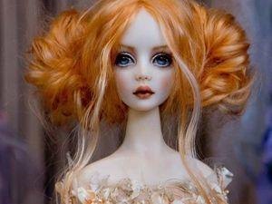 Завораживающие куклы Миланы Шупа-Дубровой. Ярмарка Мастеров - ручная работа, handmade.
