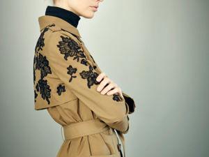 5 способов обновить старое пальто (вам точно захочется повторить). Ярмарка Мастеров - ручная работа, handmade.