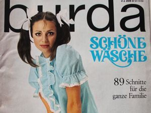 Burda — спец. выпуск — Красивое бельё — 1969. Ярмарка Мастеров - ручная работа, handmade.