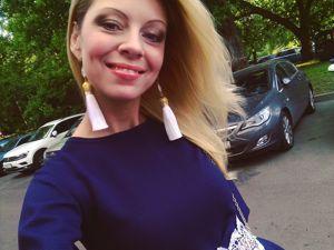 Звездные серьги для выпускного 2019!. Ярмарка Мастеров - ручная работа, handmade.
