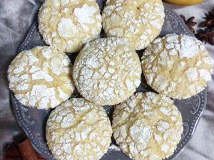 Печенье с трещинками. Ярмарка Мастеров - ручная работа, handmade.