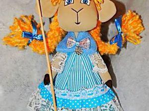«Мамзель Люси из городу Парижу»: мастер-класс по текстильной игрушке. Ярмарка Мастеров - ручная работа, handmade.