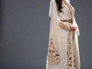Грузинский женский свадебный костюм. Ярмарка Мастеров - ручная работа, handmade.