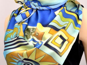 Ловите скидки на ВСЕ платки!. Ярмарка Мастеров - ручная работа, handmade.
