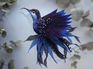 Анонс новых украшений — кошки-сережки и птички. Ярмарка Мастеров - ручная работа, handmade.