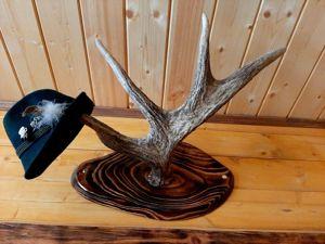 Лосиный рог в интерьере. Ярмарка Мастеров - ручная работа, handmade.