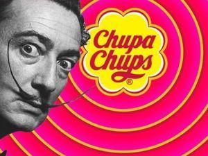 Логотип «Чупа-Чупс». Ярмарка Мастеров - ручная работа, handmade.