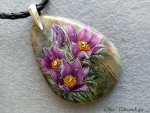 Галерея работ: Первоцветы (1 часть). Ярмарка Мастеров - ручная работа, handmade.