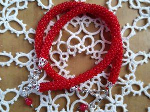 «Красная Нить»  — универсальный амулет. Ярмарка Мастеров - ручная работа, handmade.