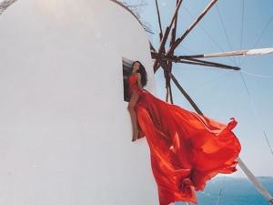 8 впечатляющих идей для фотоссесий в шёлковом платье. Ярмарка Мастеров - ручная работа, handmade.