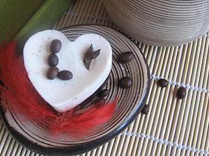 """Мастер-класс: изготовление мыла """"От всего сердца». Ярмарка Мастеров - ручная работа, handmade."""