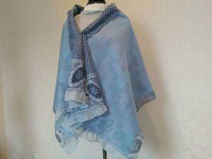 Скидки на шарфы и палантины. Ярмарка Мастеров - ручная работа, handmade.