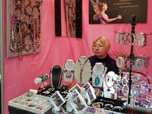 Тишинка — очные продажи украшений. Ярмарка Мастеров - ручная работа, handmade.