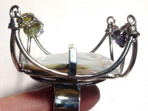 Изготавливаем кольцо «Четыре стихии». Ярмарка Мастеров - ручная работа, handmade.