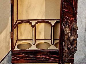 Погребок для вина своими руками: мастер-класс. Ярмарка Мастеров - ручная работа, handmade.